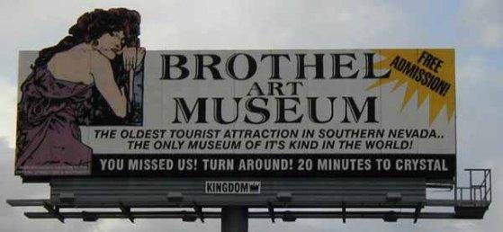 Brothel Art Museum