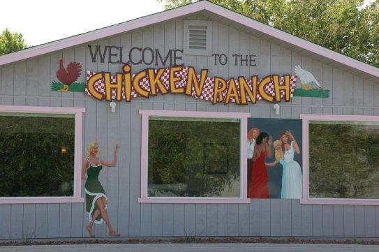 Chicken Ranch Brothel
